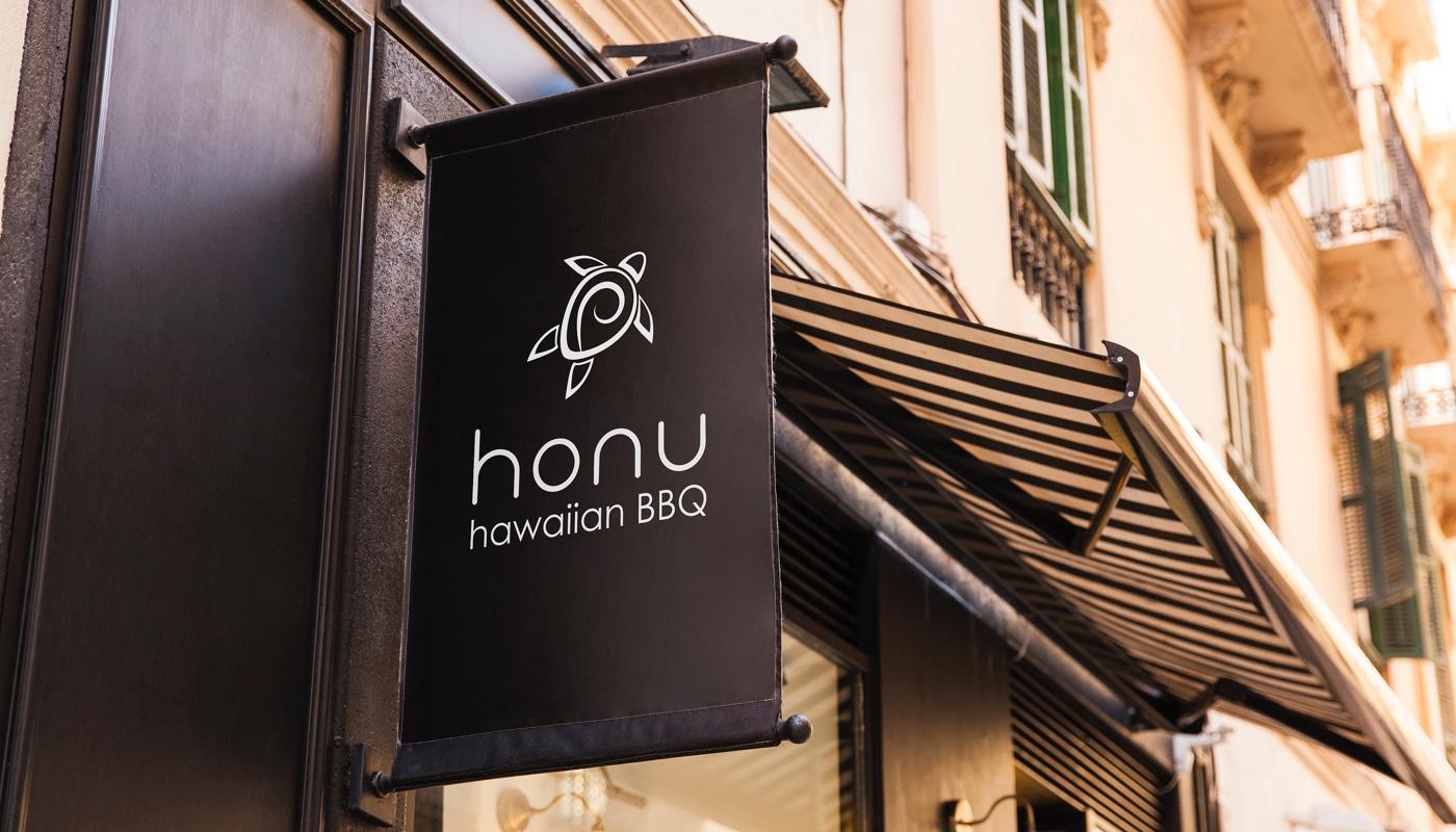 Magicflow Studio | Honu BBQ Outdoor branding