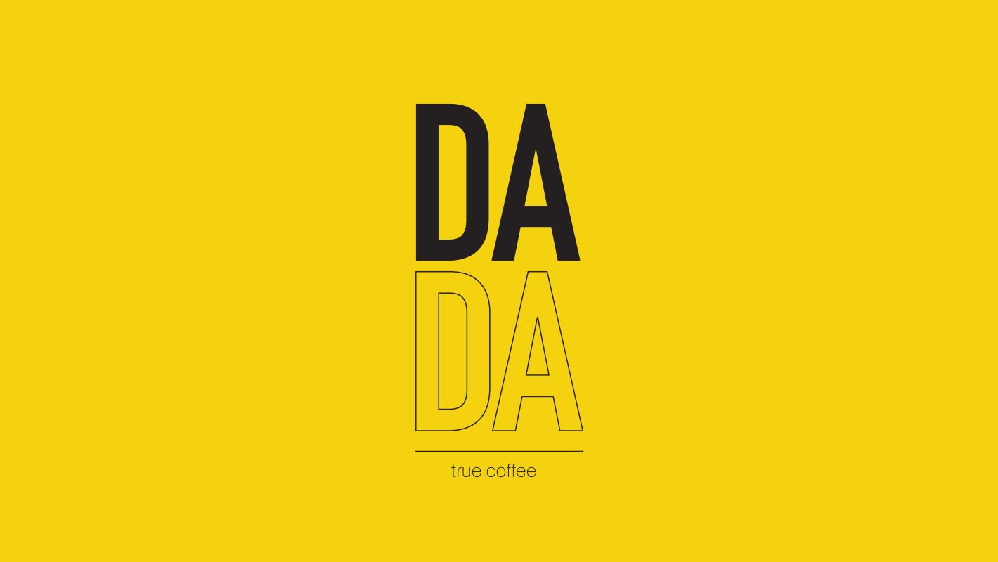 Magicflow Studio | DADA coffee logo design