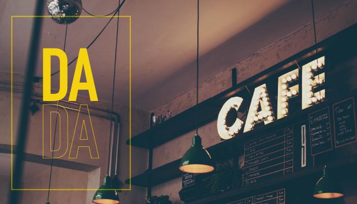 Magicflow Studio | DADA coffee marketing materials