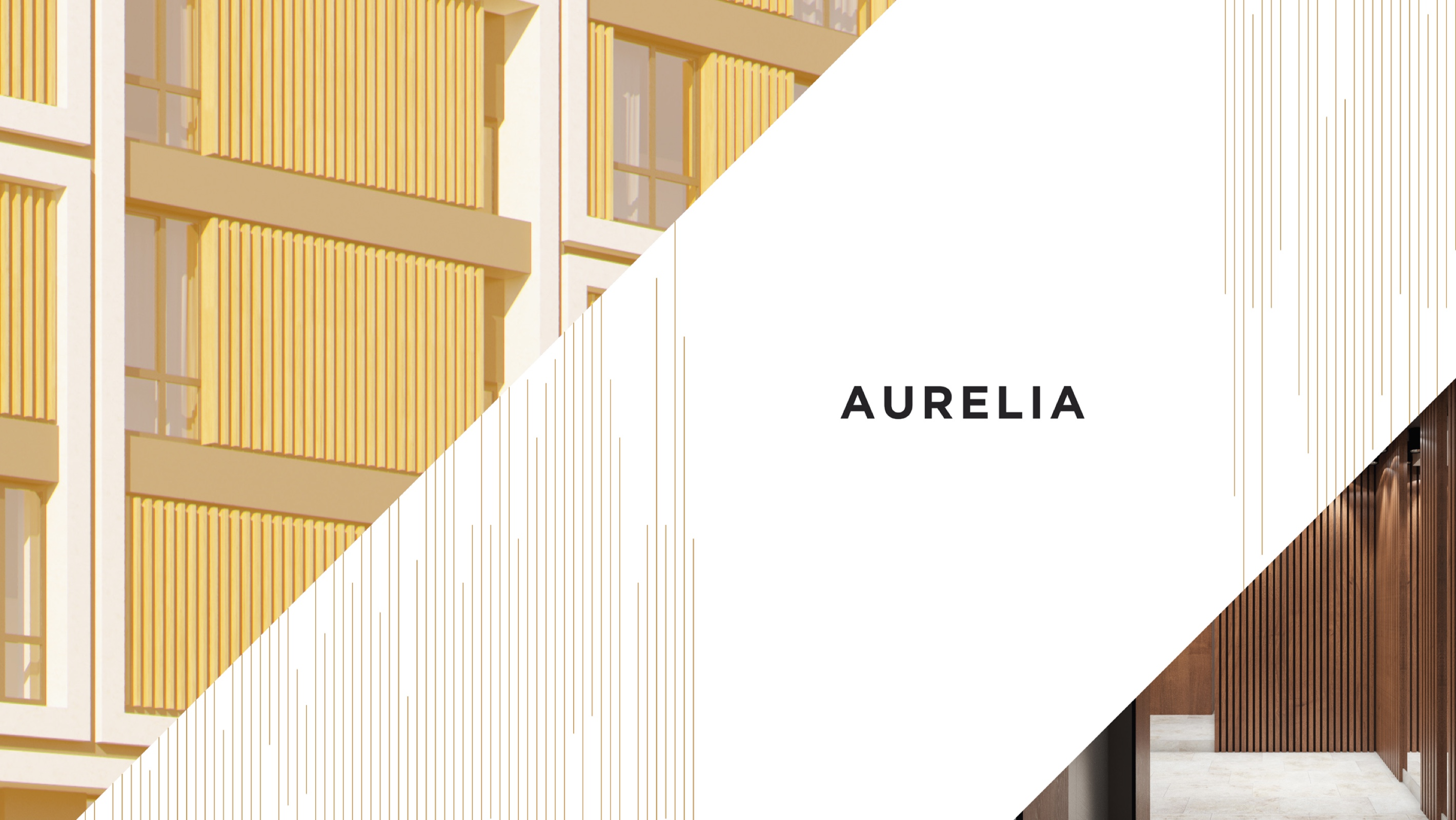 Magicflow Studio | Aurelia Real Estate Branding