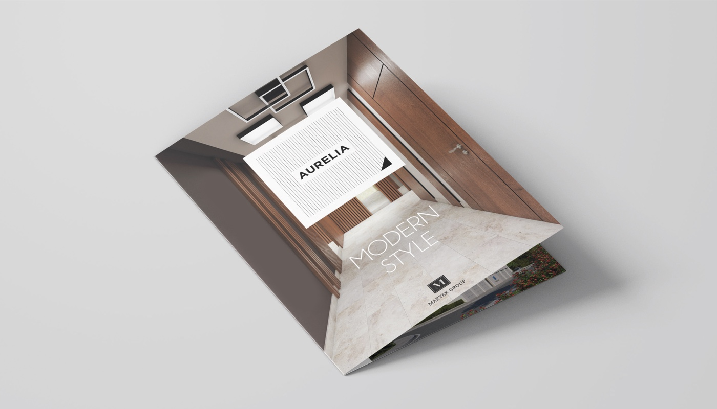 Aurelia Brochure