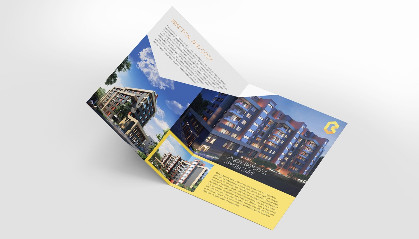 Magicflow Studio | B Residence Brochure design
