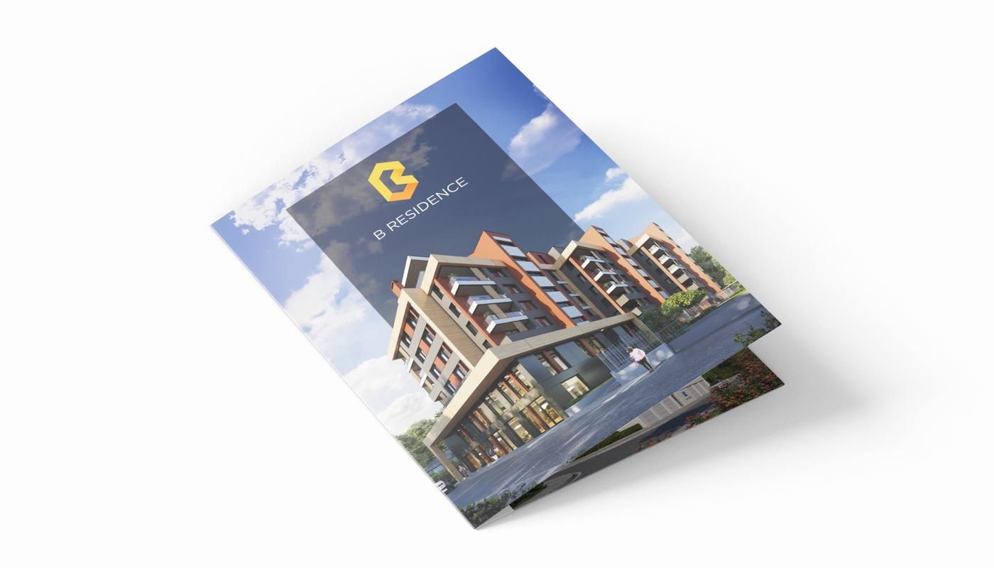 Magicflow Studio | B Residence Branding Brochure