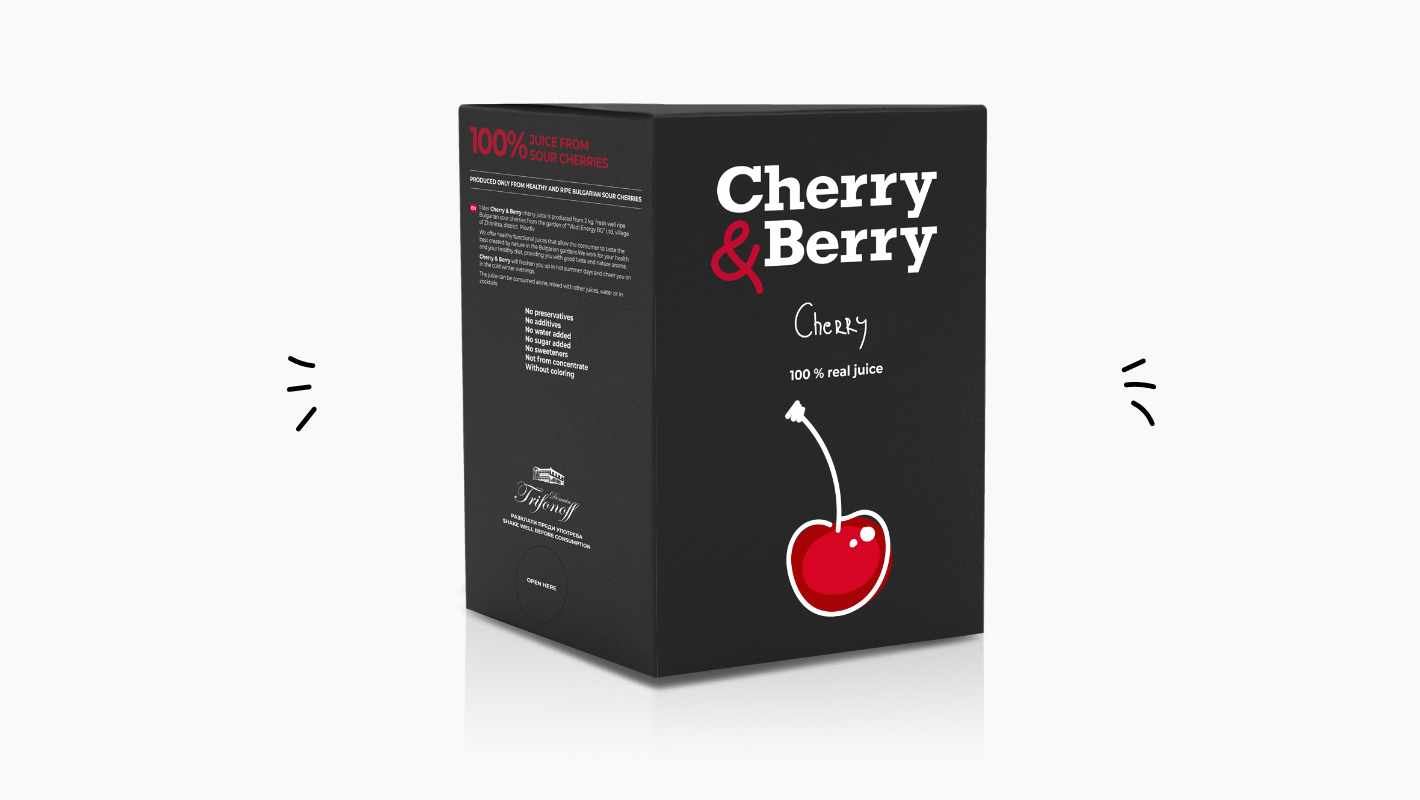 Magicflow Studio | Cherry & Berry Box design