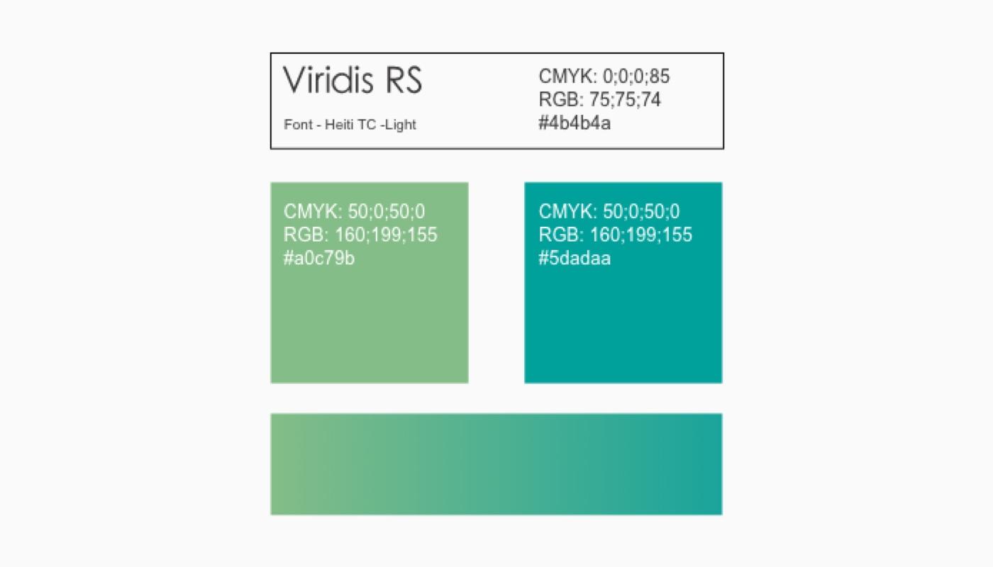 Magicflow Studio | Viridis Branding Color Palette