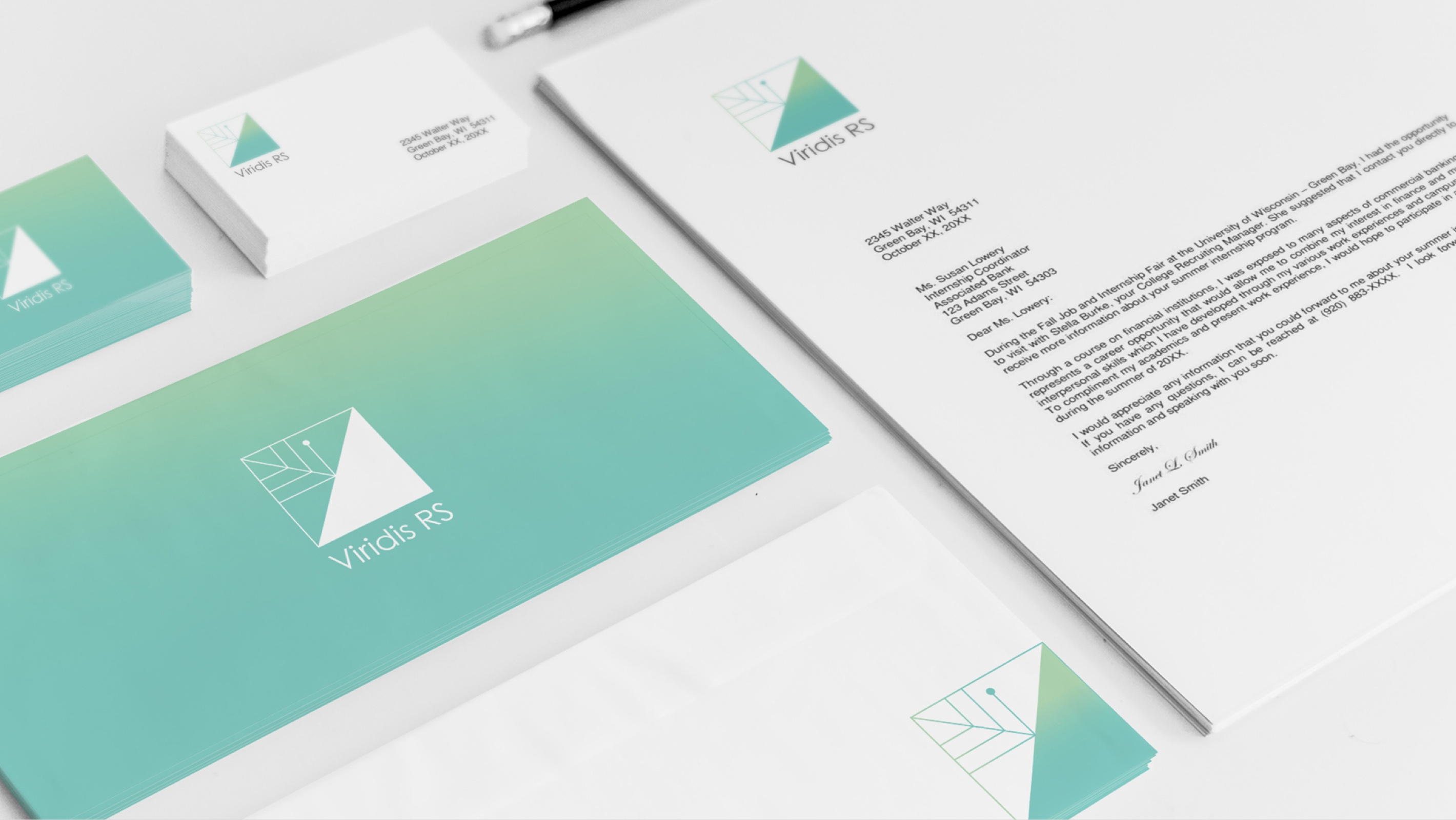Magicflow Studio | Viridis RS Corporate Branding